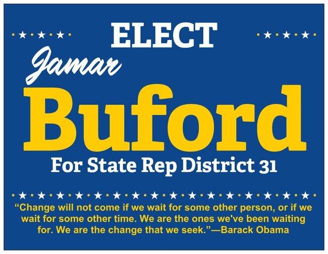 Jamar Buford Logo