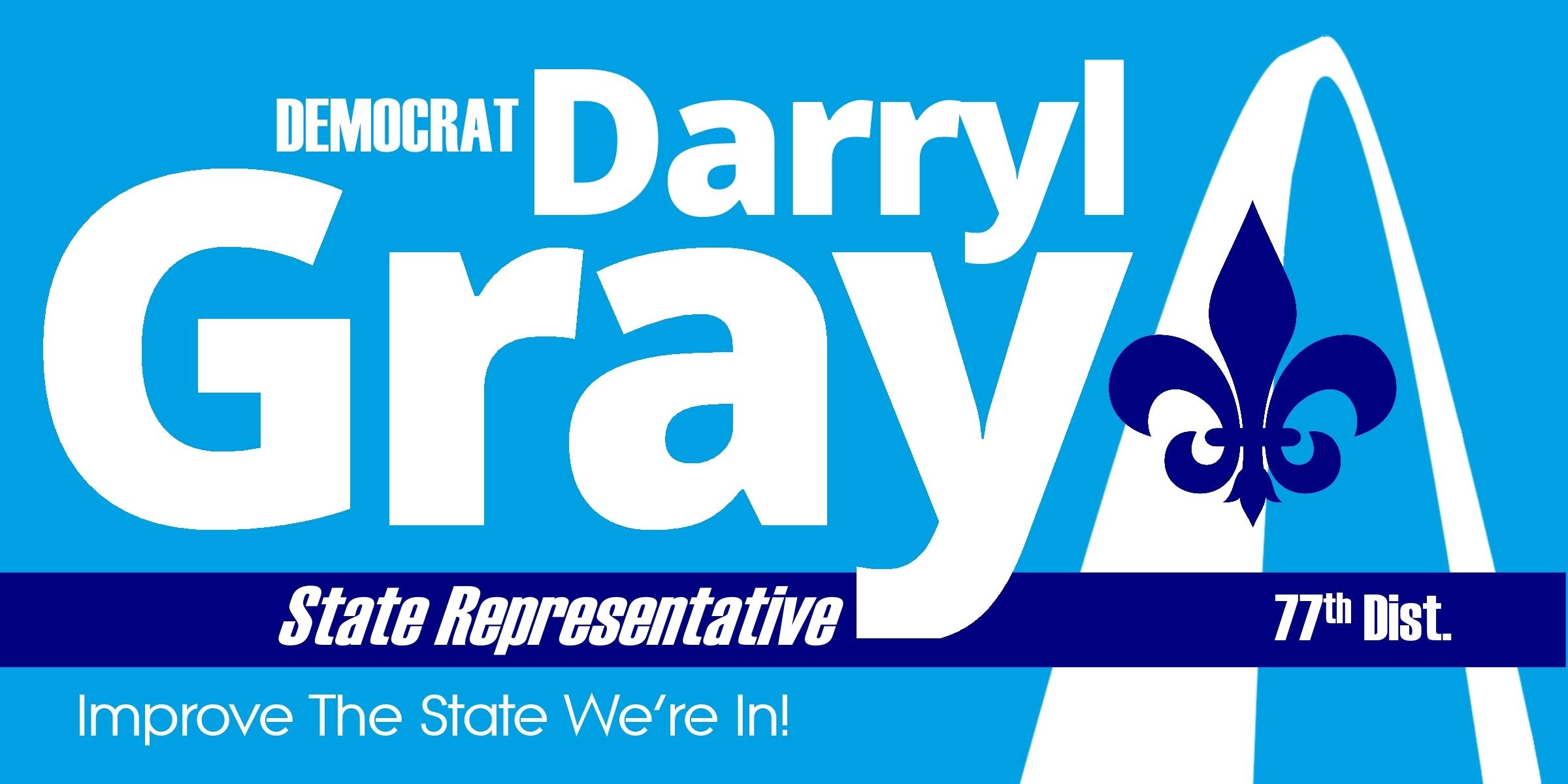Darryl Gray Logo