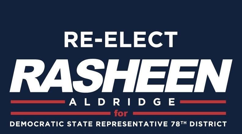 Rasheen Aldridge Logo