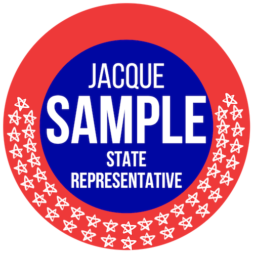 Jacque Sample Logo